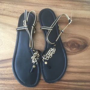 6f5449120 Women s Tory Burch Studded Sandals on Poshmark